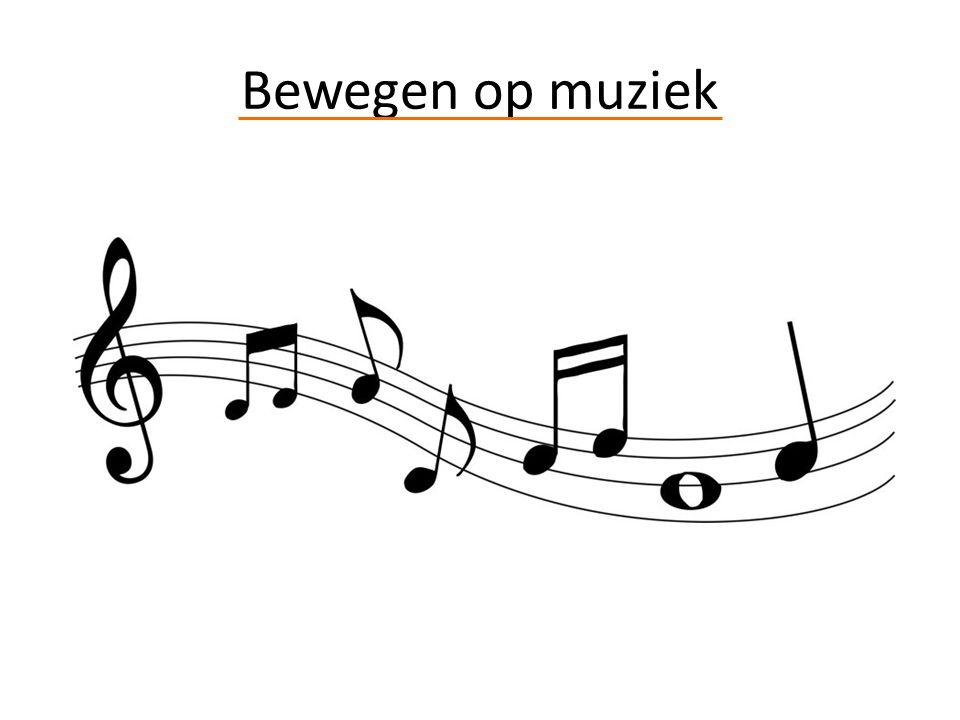 Bewegen op muziek
