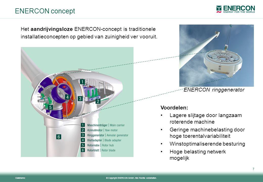 © Copyright ENERCON GmbH.Alle Rechte vorbehalten.