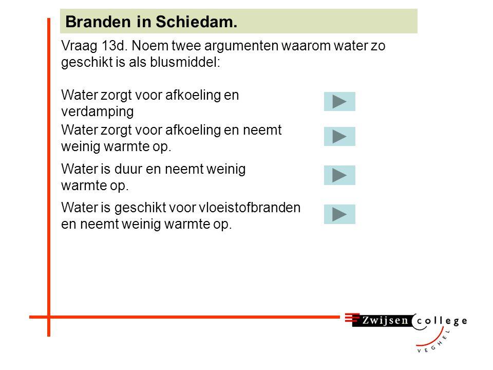 Branden in Schiedam. (Lees eerst dit artikel.) Rotterdam. – In Schiedam en Rotterdam hebben in de nacht van zaterdag op zondag vier grote branden gewo