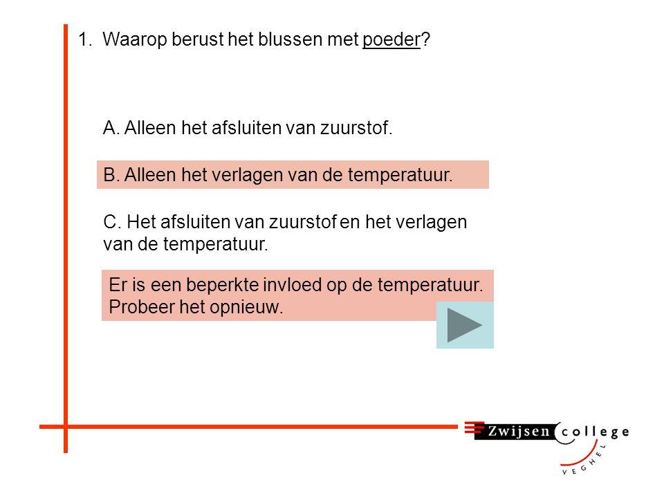 De temperatuur kan in het binnenste van de brand enorm; Branden in Schiedam.
