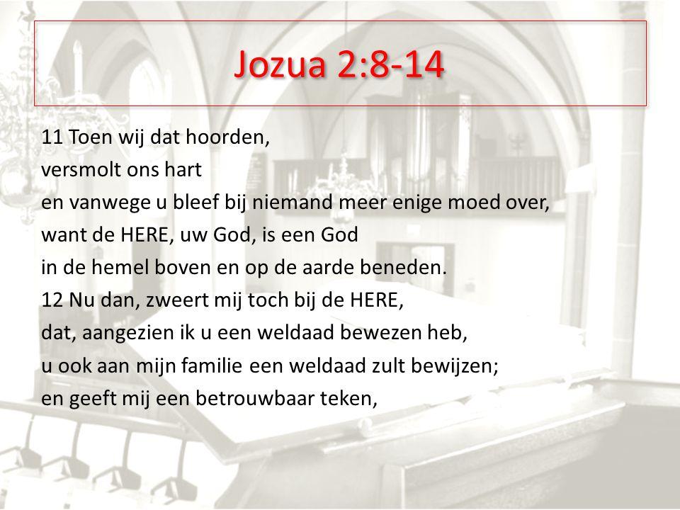 Wegzending en zegen Herkomst: Num.6 of 2 Kor.