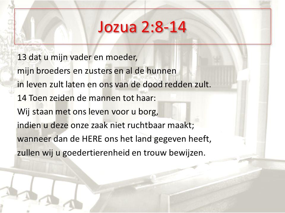 Intochtslied: Psalm 107:1 Gods goedheid houdt ons staande zolang de wereld staat.