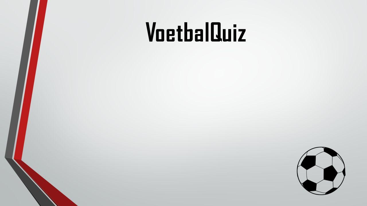 VoetbalQuiz