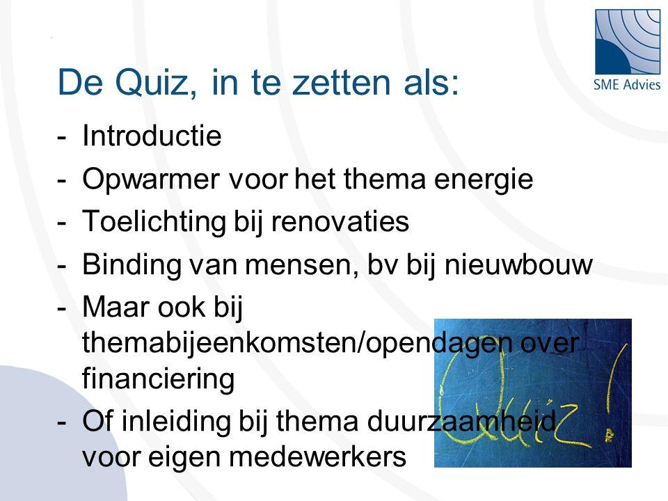 Uit de praktijk: Vragen aan elkaar in 2-tallen: Zit je hoog of laag ten opzichte van het gemiddelde verbruik in Nederland.
