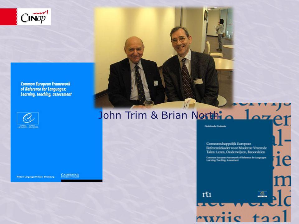 John Trim & Brian North