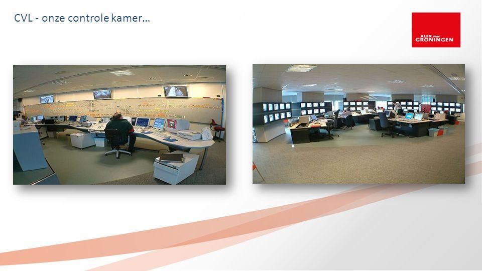 CVL - onze controle kamer…