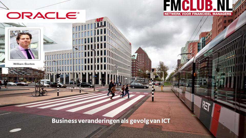3 Business veranderingen als gevolg van ICT