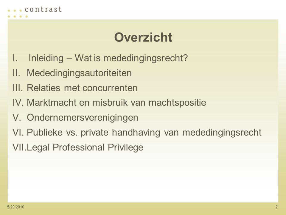 335/29/2016 Verticale Groepsvrijstelling Wanneer toepasselijk.