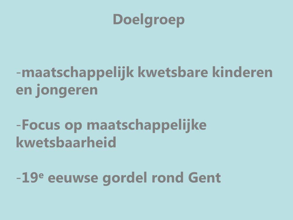 Enkele good practices: Meters en petersproject (Rabot) PimPamPoen (Muide – BS) Verteltassen – (Sluizeken-Tolhuis- Ham – BS) Kin-ou-doe (Nieuw-Gent – ism Inloopteam ) Gezonde ontbijten (Ledeberg) Oudergroep (Dampoort) +++ Kruisbestuiving, inspiratie en good-practices van andere spelotheken