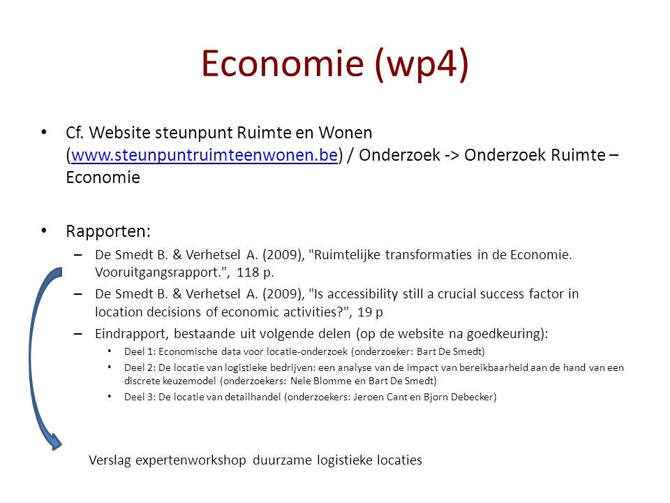 Economie (wp4) Cf.