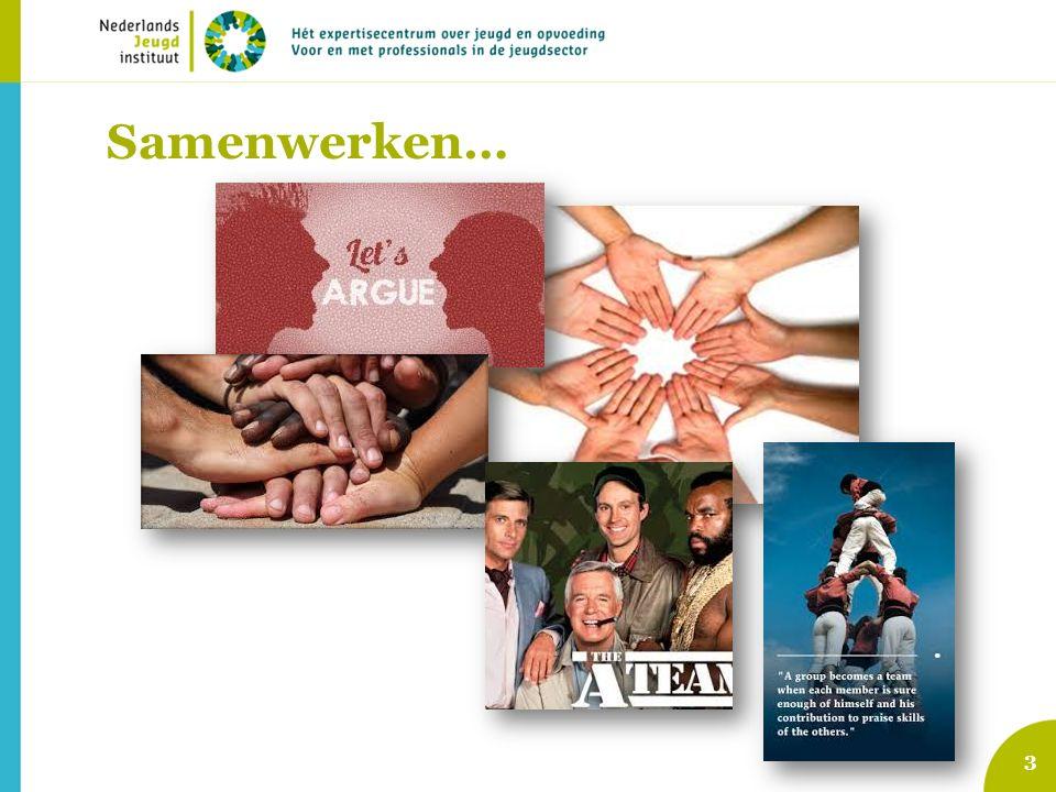 Hoe verloopt uw samenwerking.Aansluiting onderwijs-jeugdhulp in uw regio: –Wat gaat goed.