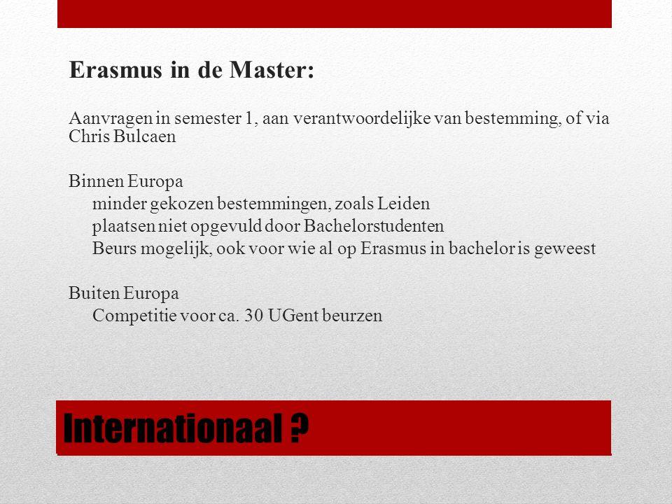 Internationaal .