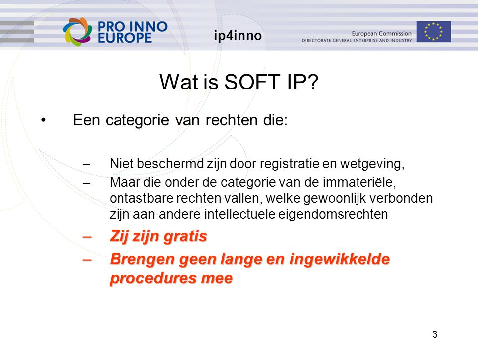 ip4inno 14 I.b) Wat is een handelsgeheim.