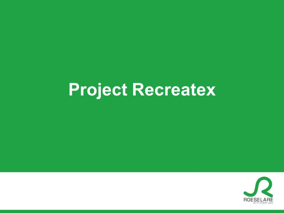 Project Recreatex