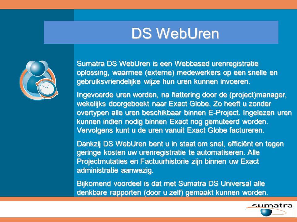 DS WebUren Professional i.c.m.