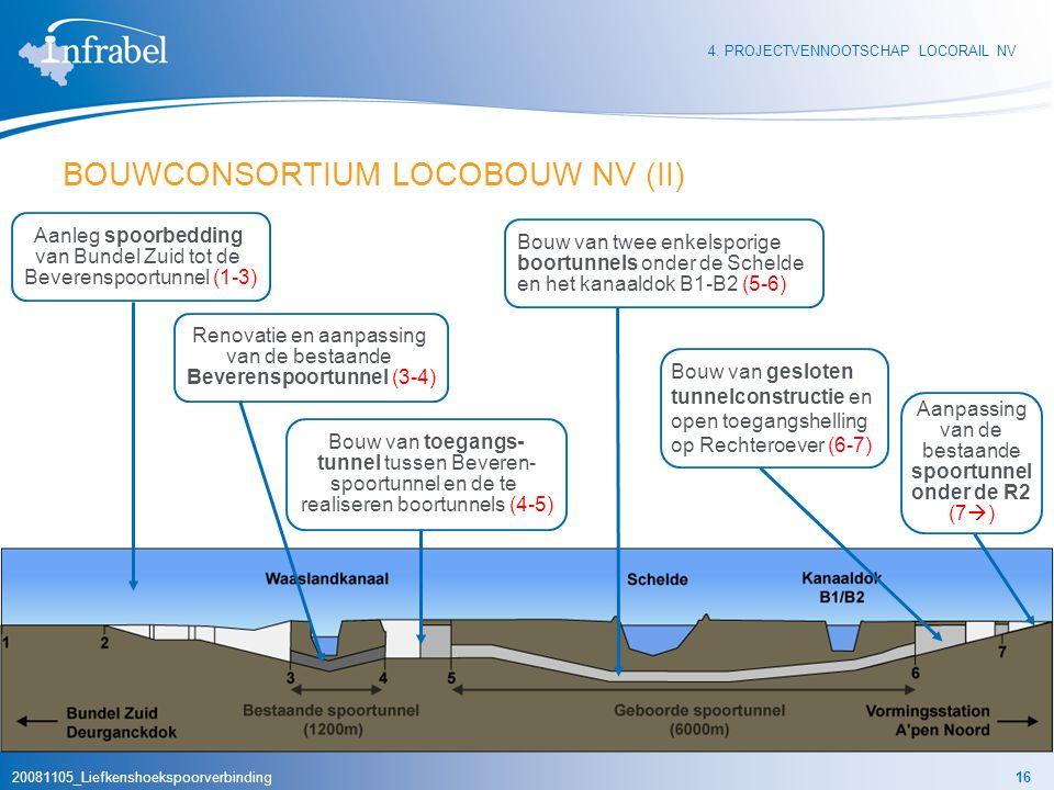 20081105_Liefkenshoekspoorverbinding16 BOUWCONSORTIUM LOCOBOUW NV (II) 4.