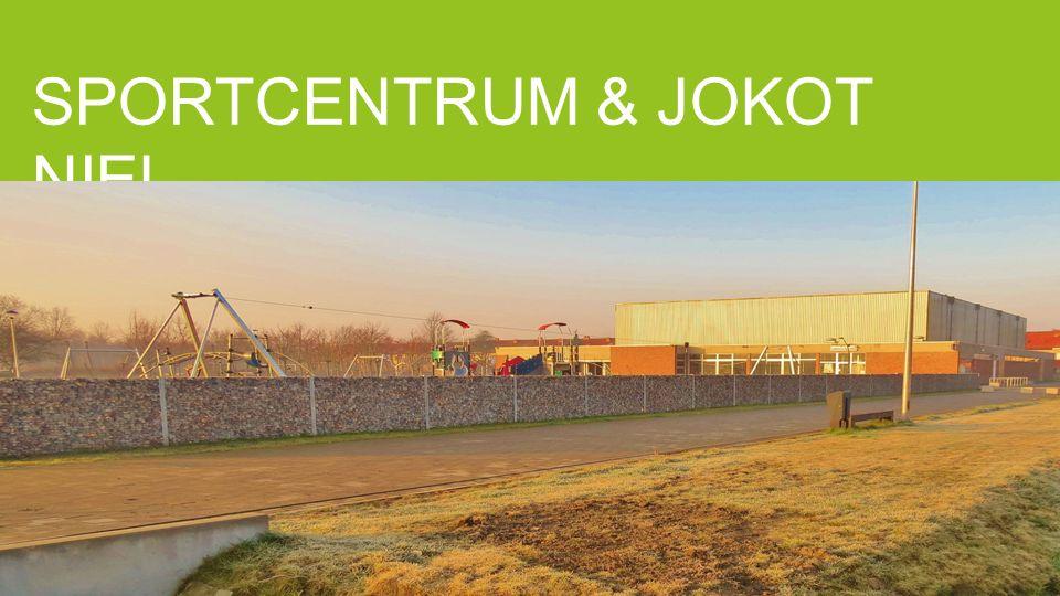 SPORTCENTRUM & JOKOT NIEL