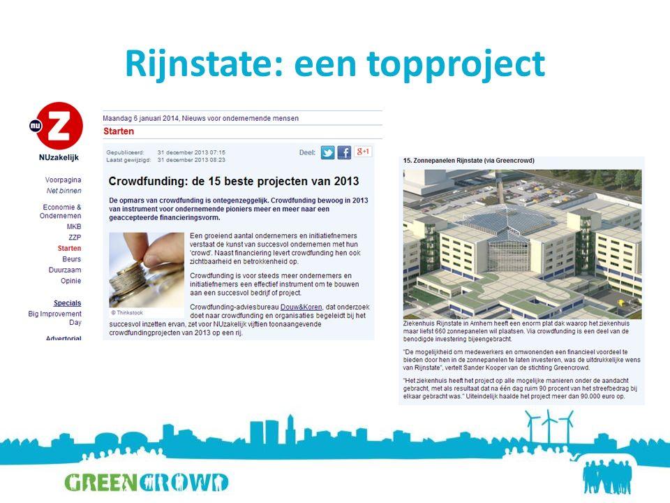 Rijnstate: een topproject