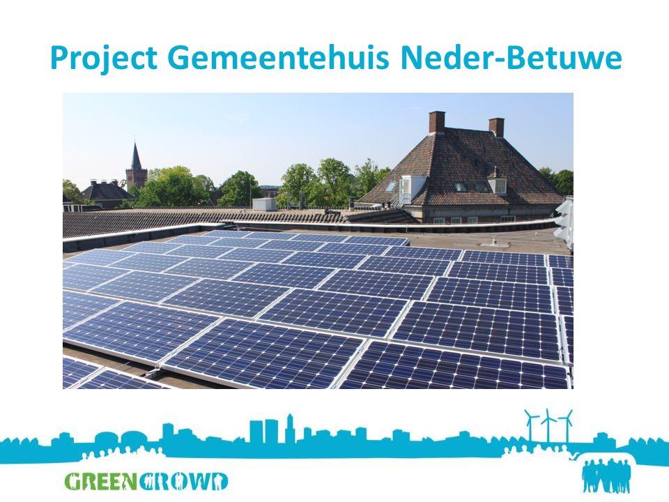 Project Gemeentehuis Neder-Betuwe