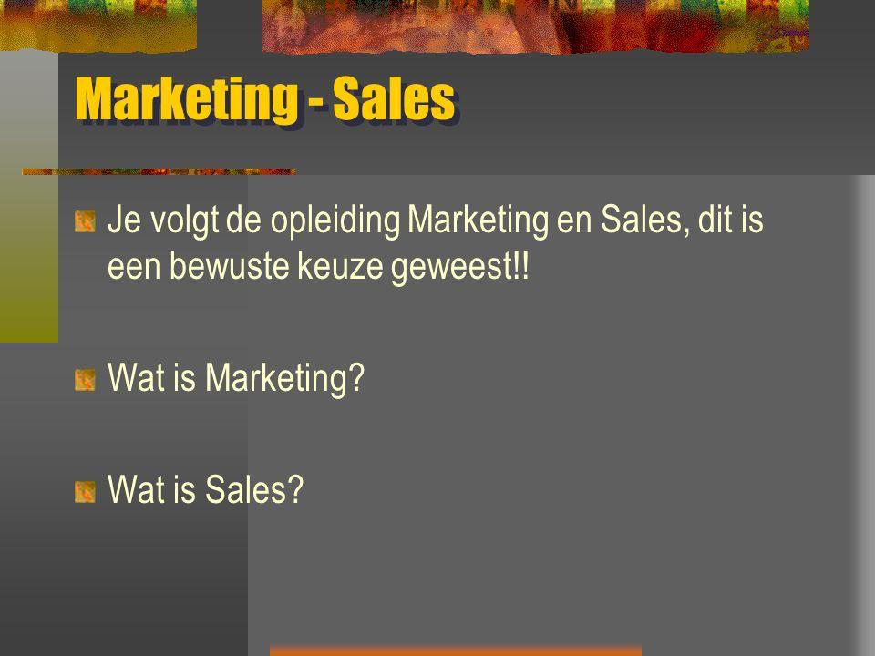 Kenmerken van reclame Afzender is bekend Reclame loopt via massamedia Voor gebruik van massamedia moet worden betaald Reclame heeft tot doel meer te verkopen: reclame werft klanten