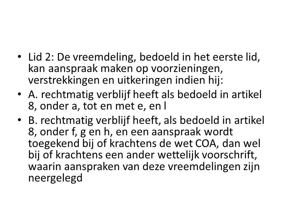 Voorzieningenrechter Amsterdam 24-08-2015, ECLI:NL:RBAMS:2015:5405 Rechtbank Amsterdam 09-12-2015, ECLI:NL:RBAMS:2015:8732
