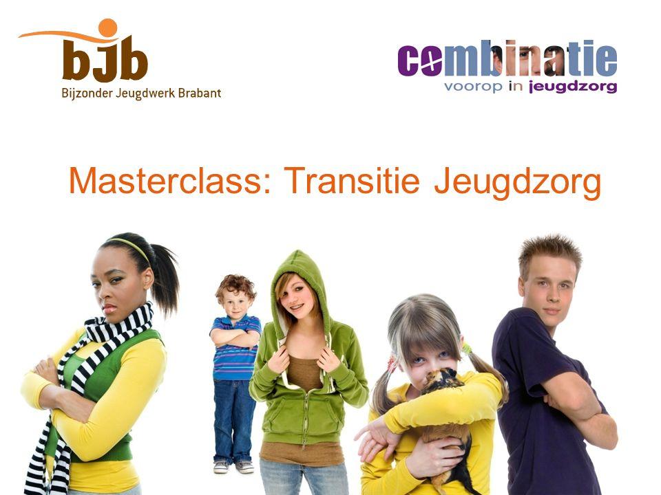 Masterclass: Transitie Jeugdzorg
