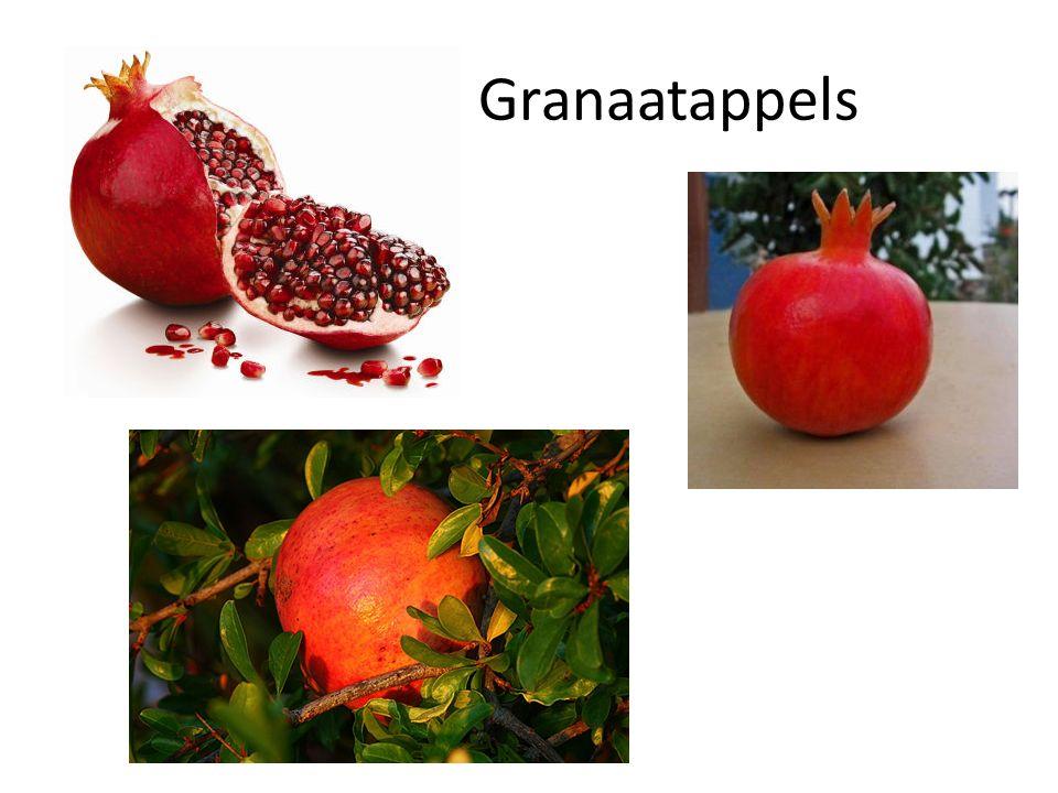 Granaatappels