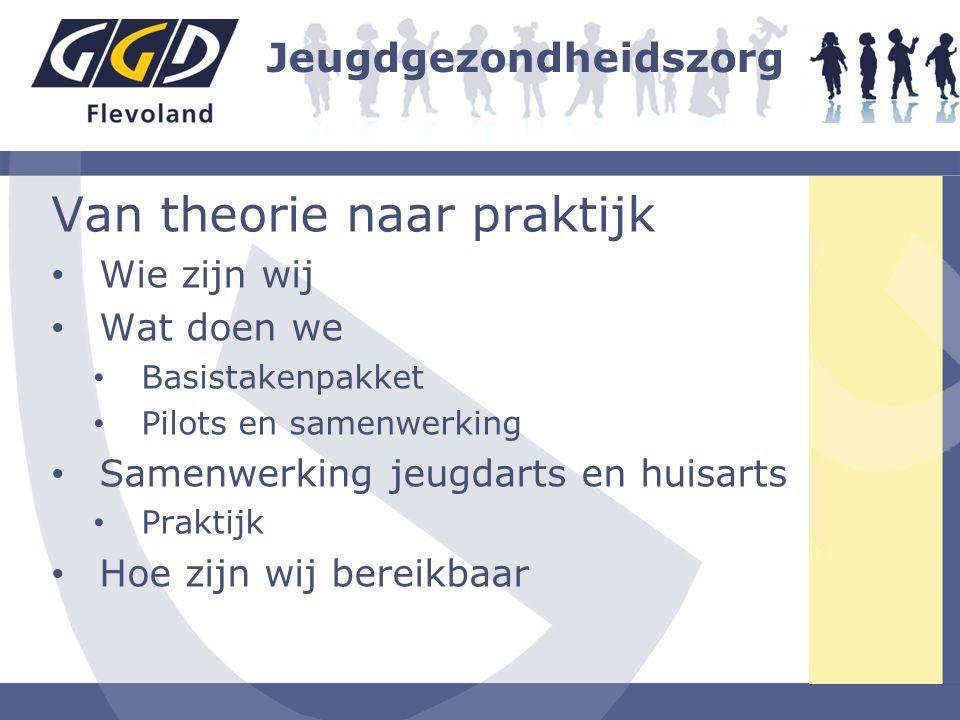 JGZ team Jeugdartsen (Almere) Jeugdverpleegkundige Adm.