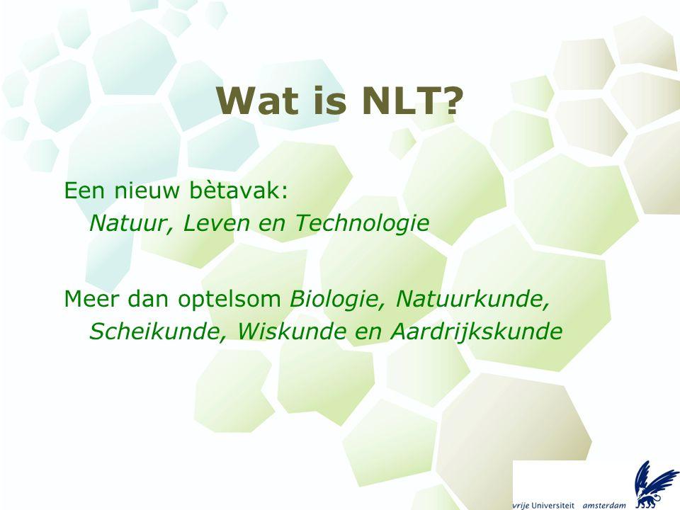 Wat is NLT.