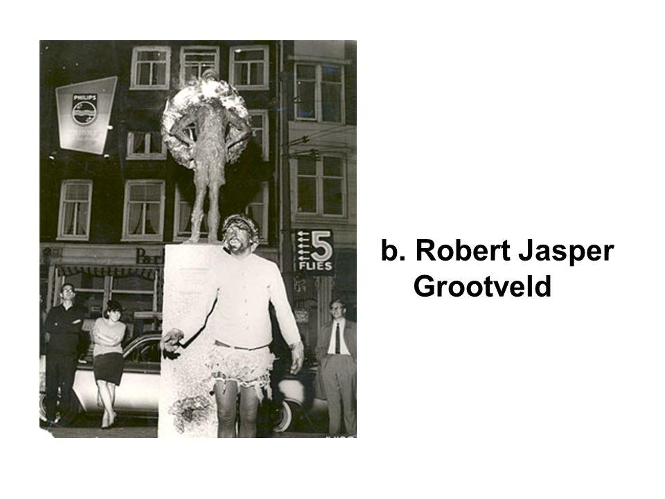 b. Robert Jasper Grootveld