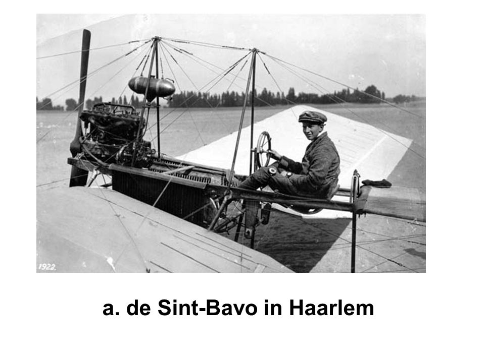 a. de Sint-Bavo in Haarlem