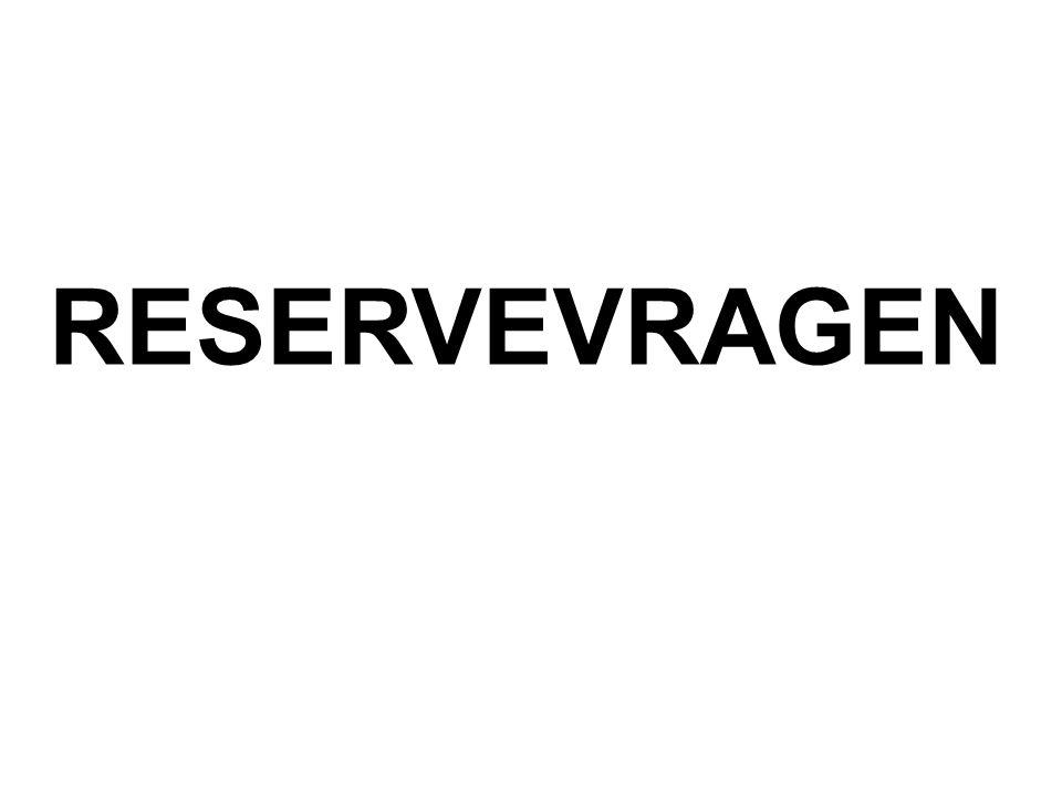 RESERVEVRAGEN