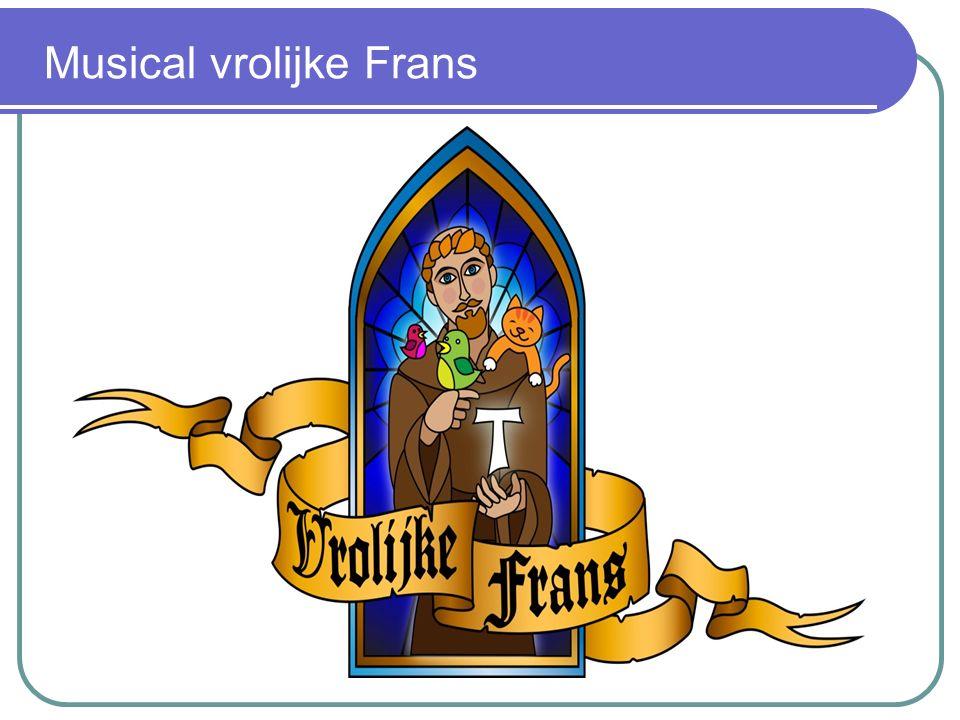 Musical vrolijke Frans