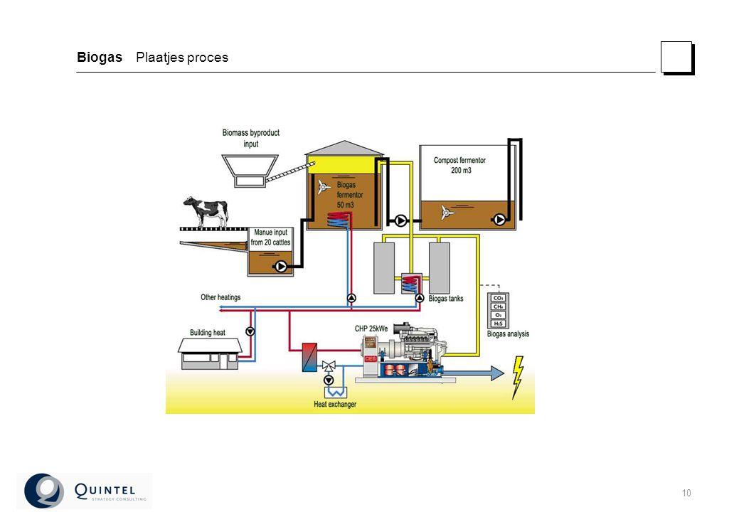 10 Biogas Plaatjes proces