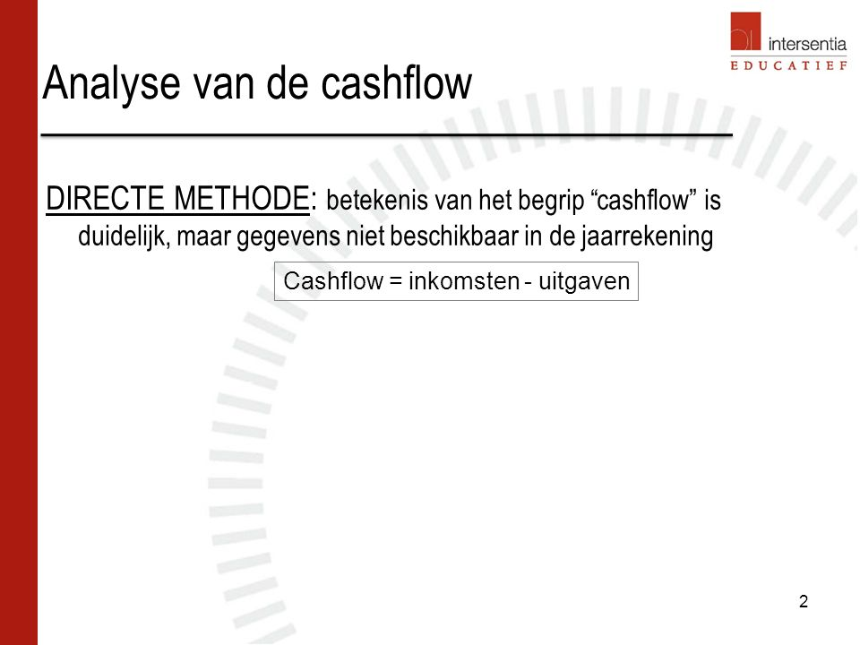 Liquiditeit bij Niessens Industriebouw nv 53