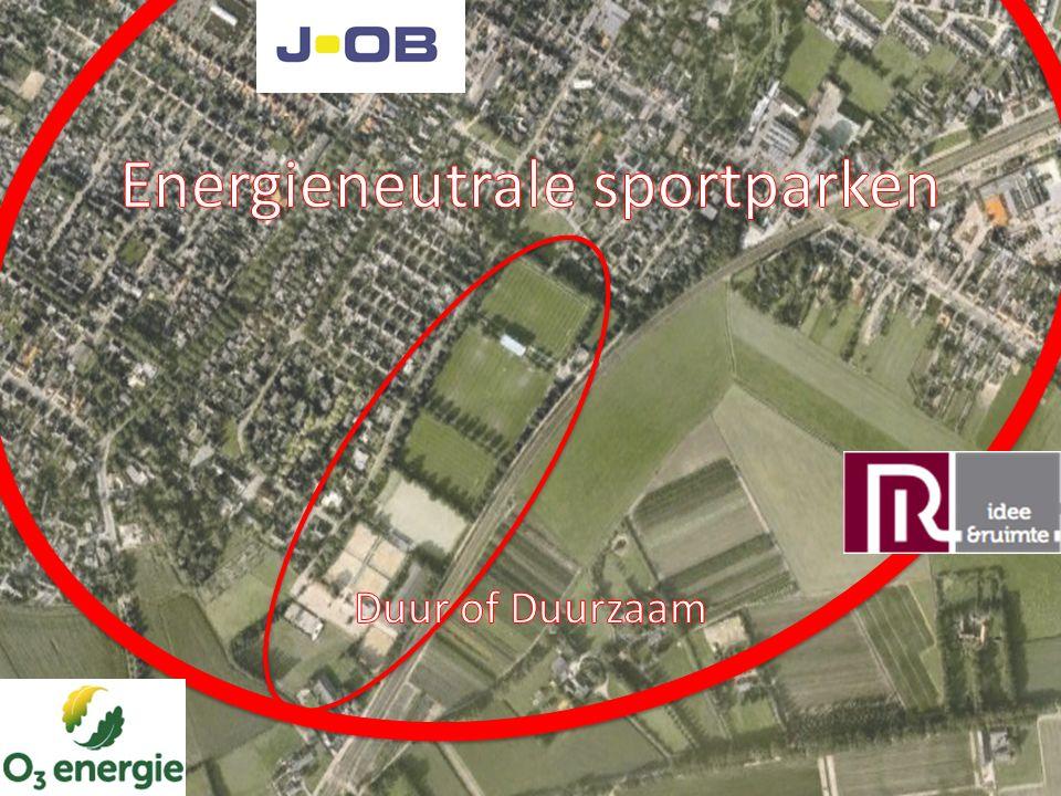 Sportparken in zwaar weer Iedere vereniging krijgt te maken met: Een gemeente die 'dekkende' huur wil, Stijgende erfpacht, Terugtrekkende sponsoren, Kortingen op subsidies én Stijgende energiekosten