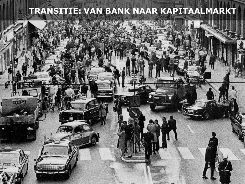 TRANSITIE: VAN BANK NAAR KAPITAALMARKT
