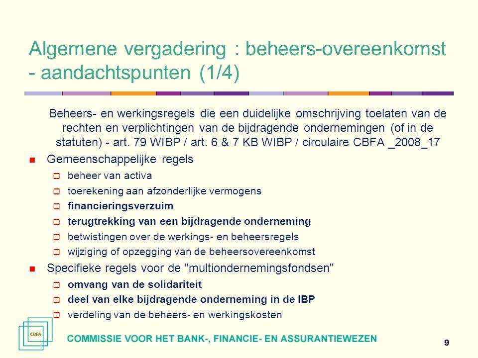 RvB - Opdrachten II.Toezicht - Verslag (2/2) 4.