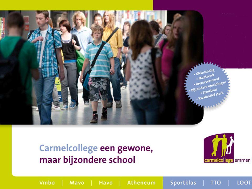 AFSPRAAK IN DE REGIO GEMIDDELDE SE ≥ 6,8 ÉN POSITIEF ADVIES TOELEVERENDE SCHOOL