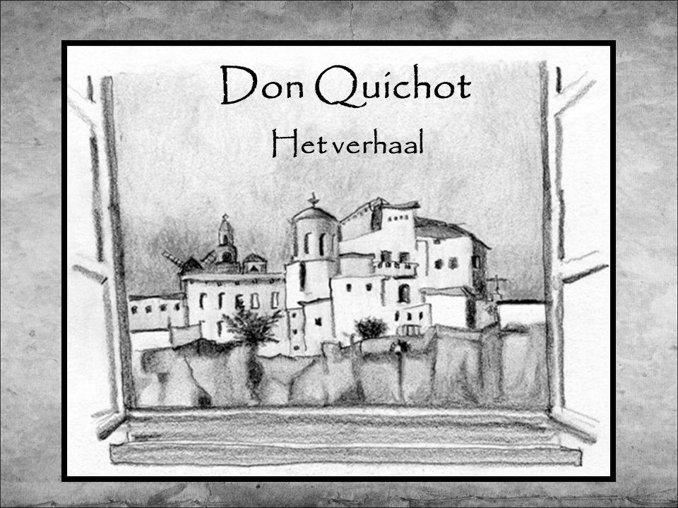 Don Quichot Het verhaal