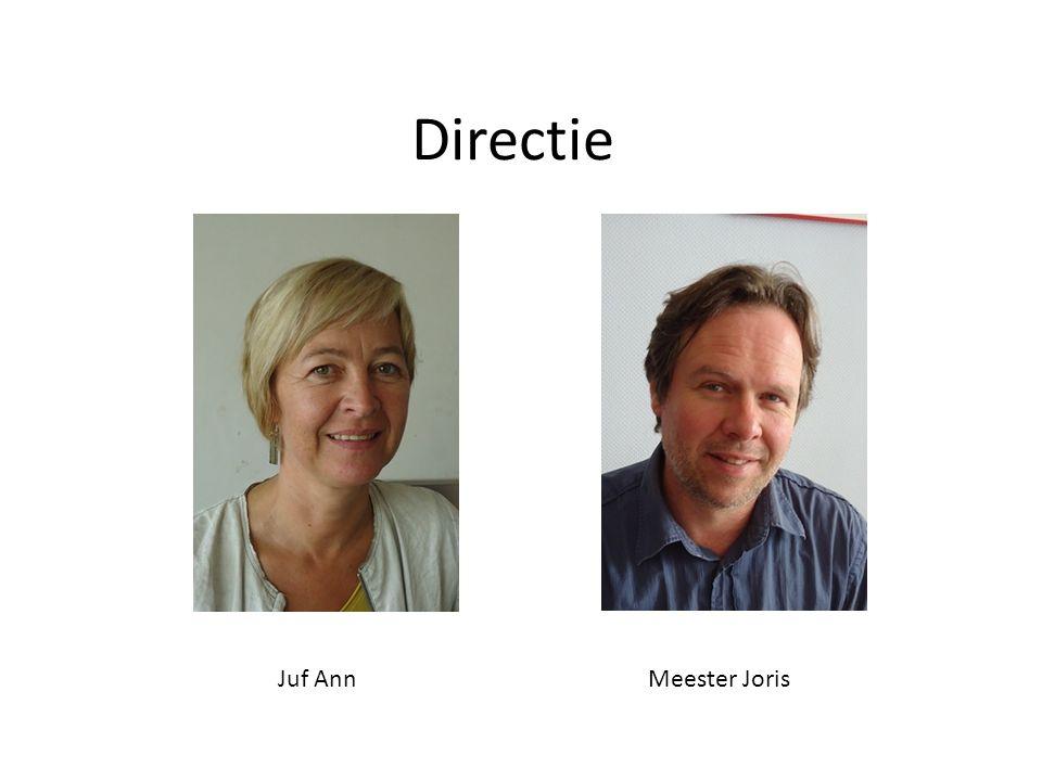 Directie Juf AnnMeester Joris