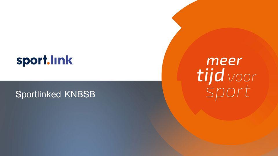 Sportlinked KNBSB