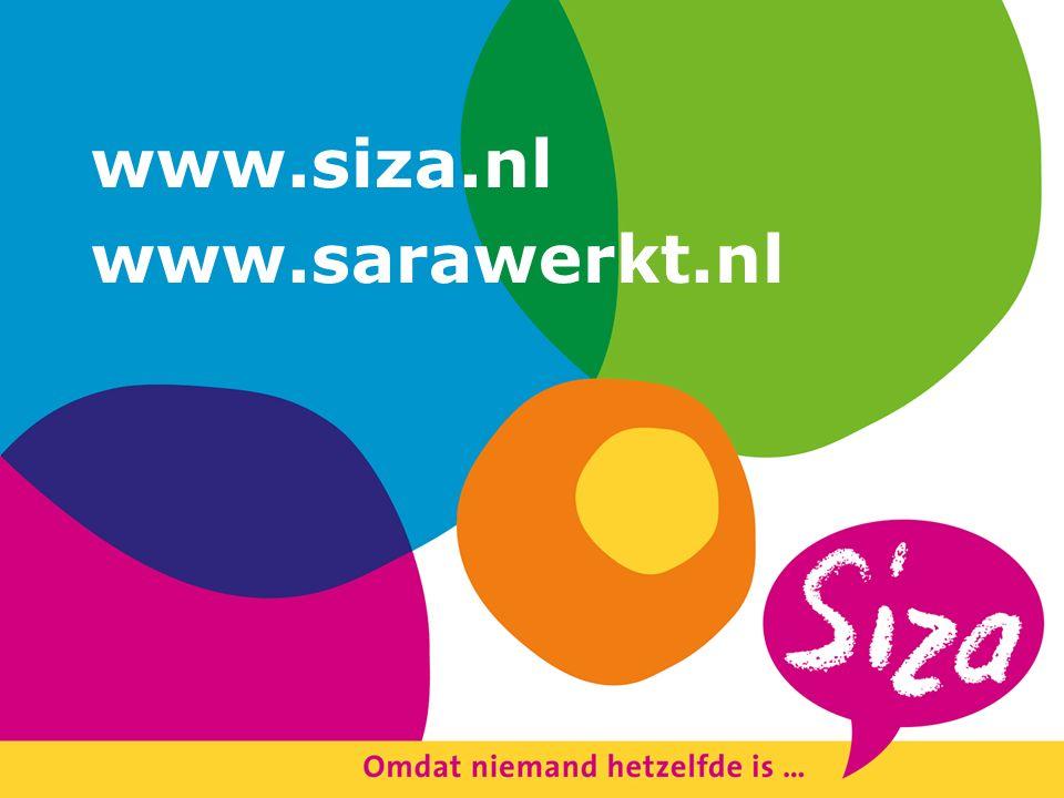 www.siza.nl www.sarawerkt.nl
