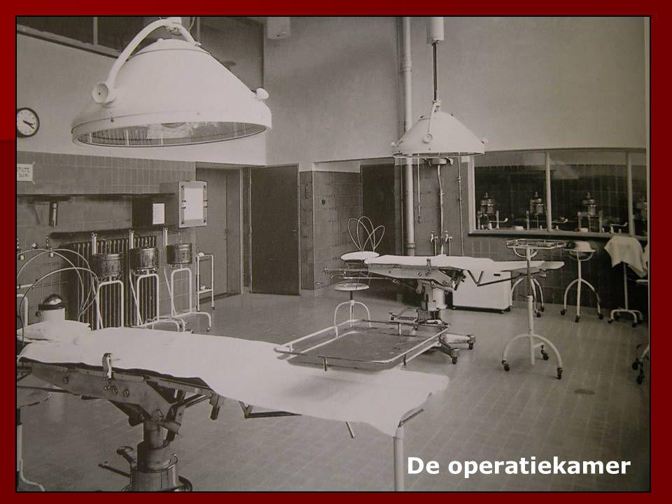 De operatiekamer