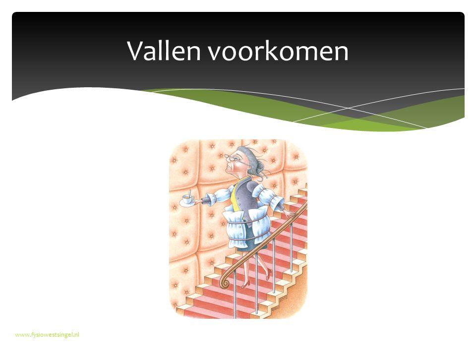 www.fysiowestsingel.nl Vallen voorkomen