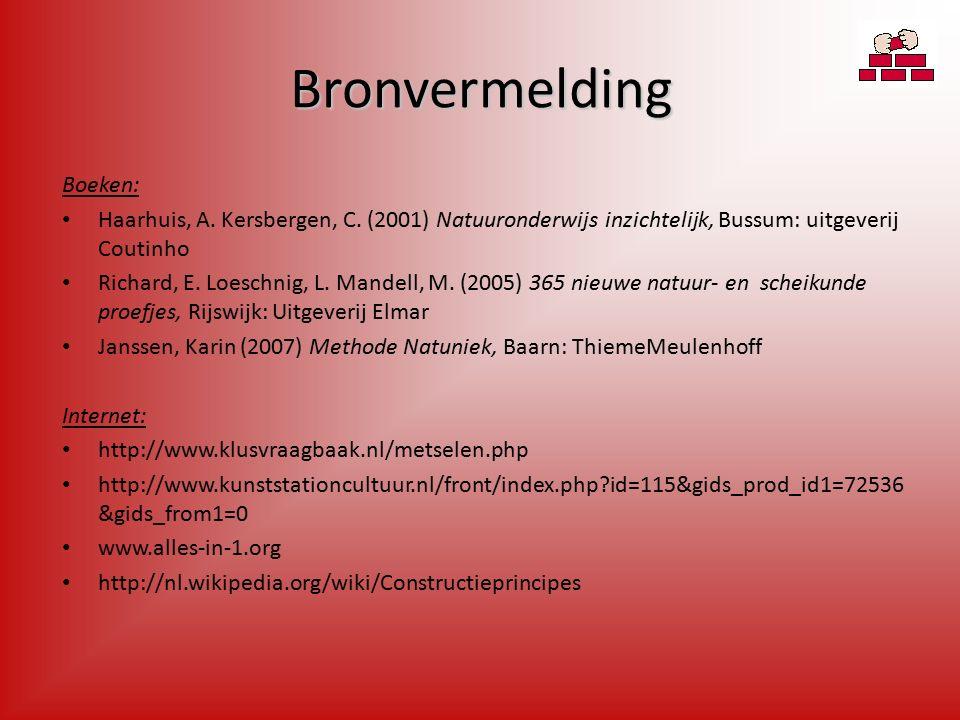 Bronvermelding Boeken: Haarhuis, A. Kersbergen, C.