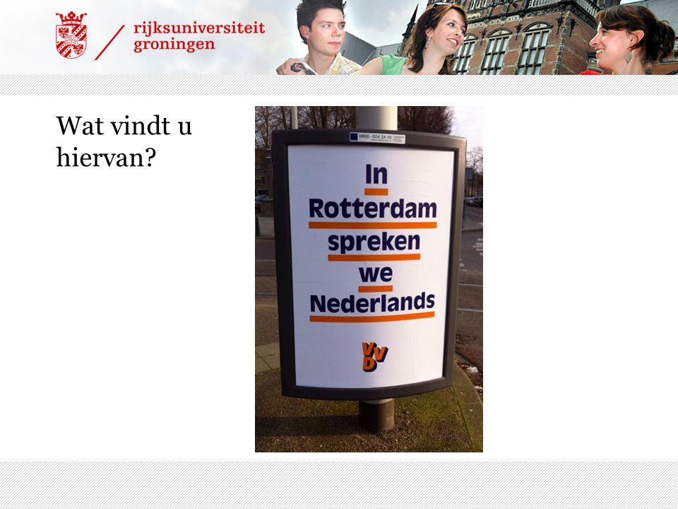 Meer Nederlands thuis voorkomt een taalachterstand Nee, een rijk taalaanbod in het Arabisch is veel nuttiger dan een beperkt en incorrect aanbod in het Nederlands!