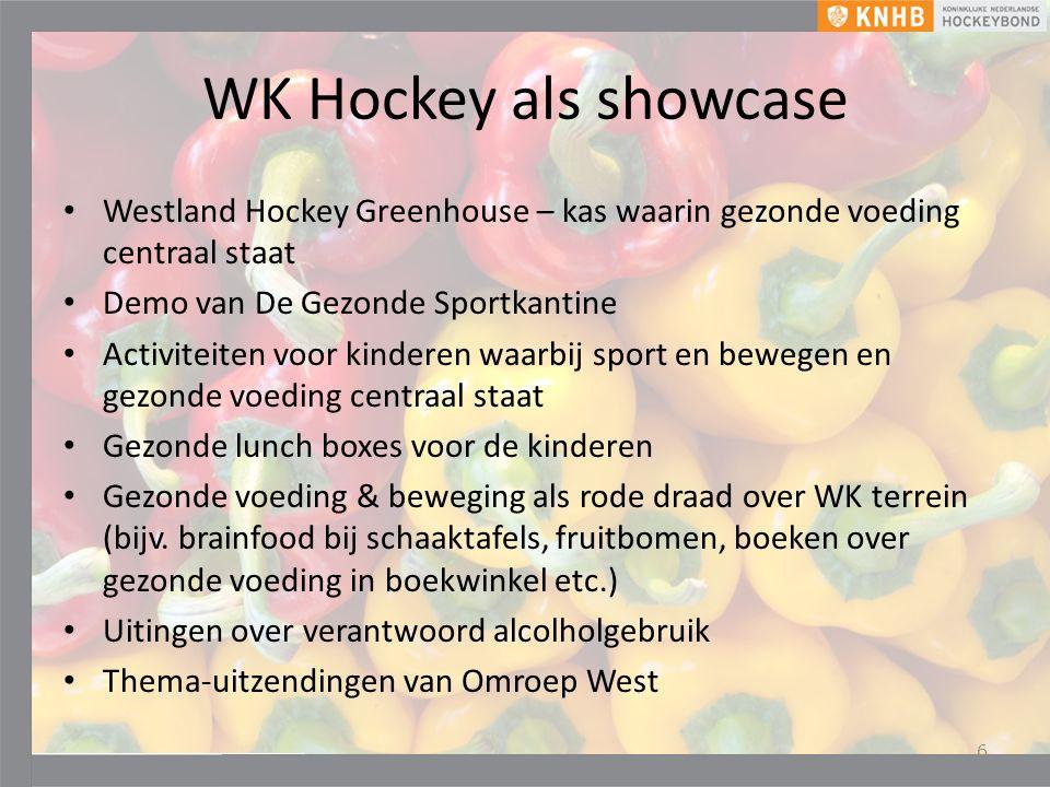 Westland Hockey Greenhouse 7