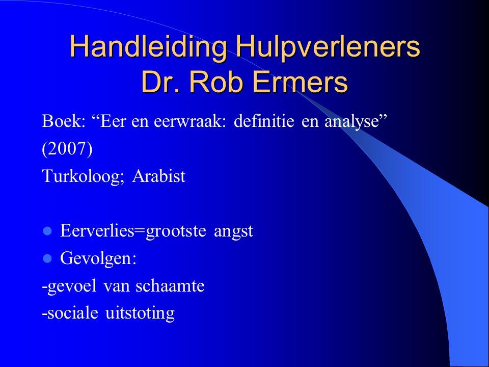 Handleiding Hulpverleners Dr.