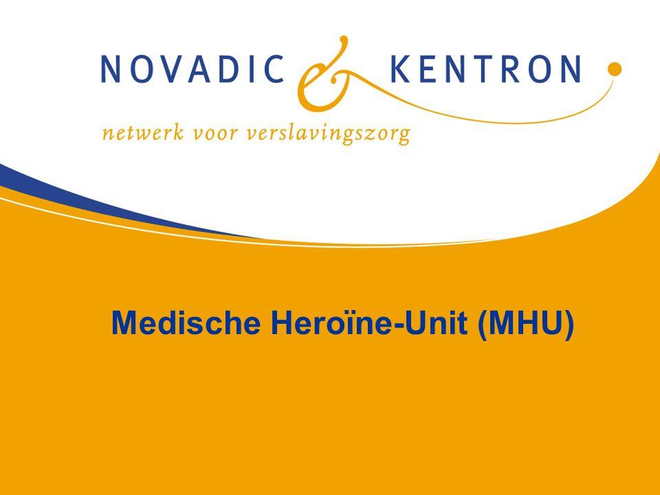 1 Medische Heroïne-Unit (MHU)